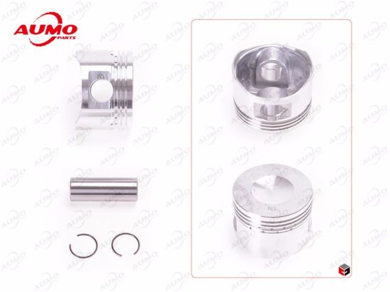 Motorcycle Parts Piston Assembly for Gy6 125cc Scooter D=52.4 pictures & photos