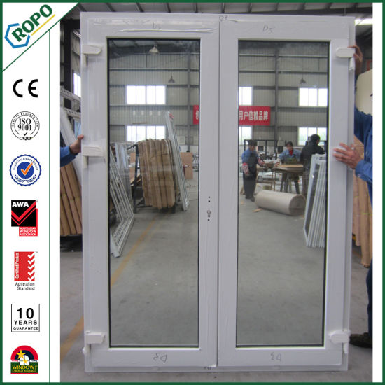 Australian Standard Energy Saving Double Glass UPVC \u0026 PVC Casement Windows and Doors & China Australian Standard Energy Saving Double Glass UPVC \u0026 PVC ...