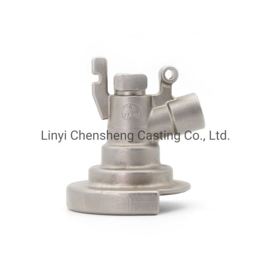 Factory Manufacturer Customized Precison CNC Machining Precision Casting Spare Parts pictures & photos