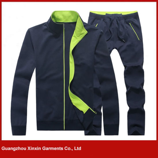 Customized Cotton Sport Wear for Men (T197) pictures & photos