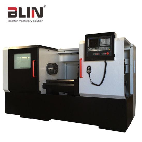 Bl-H6140c/6150b/6150c/6166c Factory Price Horizontal Flat Bed CNC Lathe
