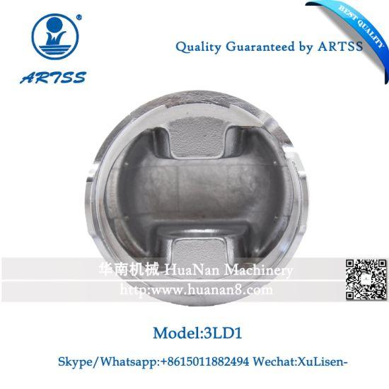 China Isuzu Engine Parts 3ld1 3LC1 3lb1 4LC1 4lb1 Piston - China