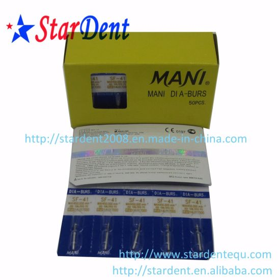 New Hospital Diamond Burs Prouduct of Dental Medical Lab Surgical Diagnostic Equipment pictures & photos