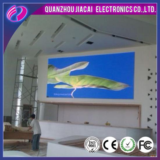 P6 Indoor Full Color Advertising Display