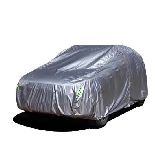 SUV Sun Shade UV Protection 190t Waterproof Portable Car Cover