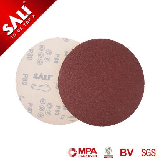 Aluminum Oxide Velcro Disc for Polishing Raw Wood, Remove Paint and Rust