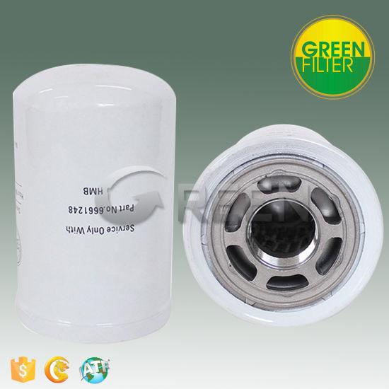 China Maximum Performance Glass Hydraulic Oil Filter
