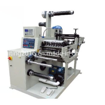 Automatic Adhesive Label 2 Rotary Station Die Cutting Machine with Slitting for Sale