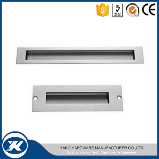 Multifunctional Stainless Steel Flush Cabinet Handle with Ce Certificate