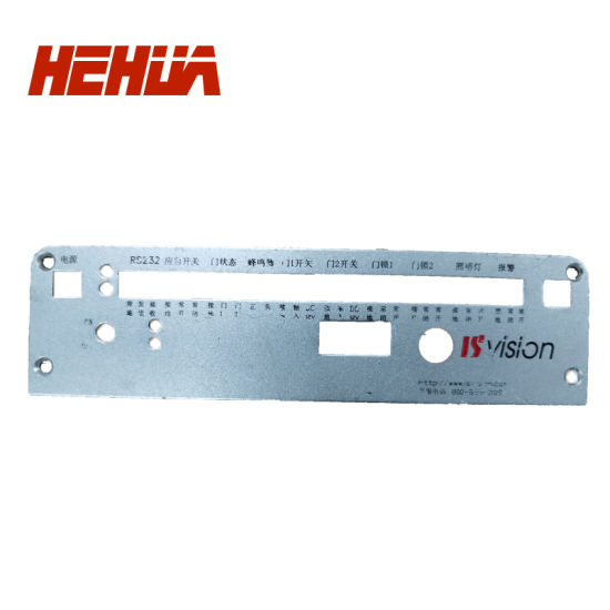 Laser Cutting Fabrication Service Bending Working Aluminum Products Sheet Metal Parts Used for Machine Part