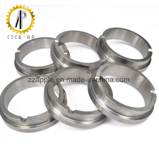 China Hard Metal Tungsten Carbide Flat O-Ring Seal Rings - China ...