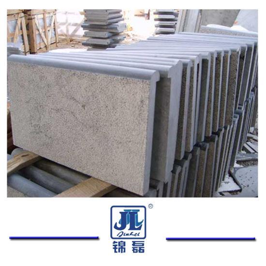 Chinese Sesame Dark Grey Granite G654 for Swimming Pool Coping