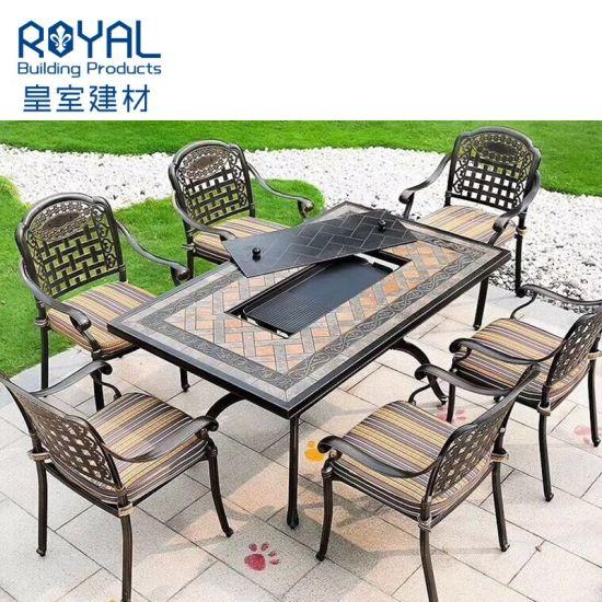 Cast Aluminum Outdoor Patio Furniture, Aluminum Patio Furniture