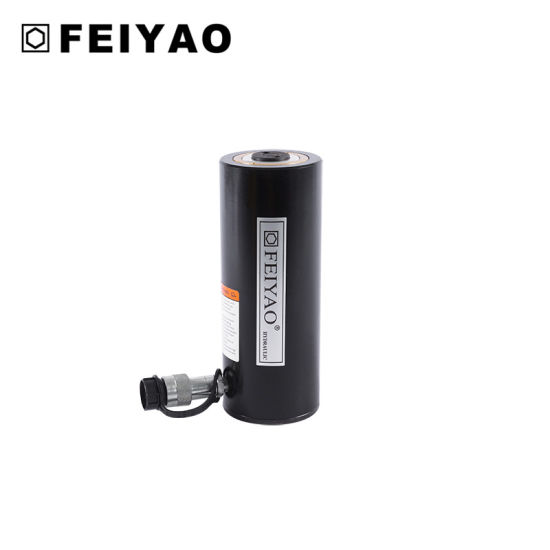 China 20 Ton Single Acting Aluminum Hydraulic Oil Cylinder