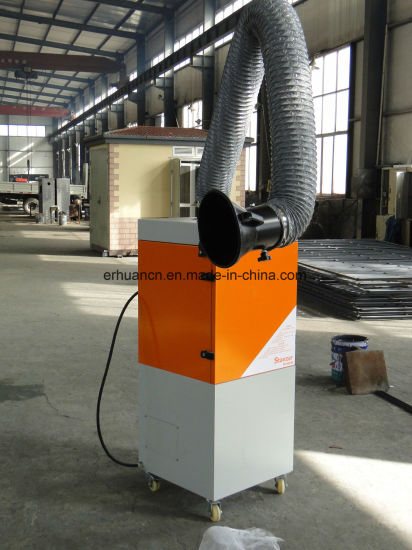 Industrial Dust Hood : China jiangsu industrial dust collection suction arm fume