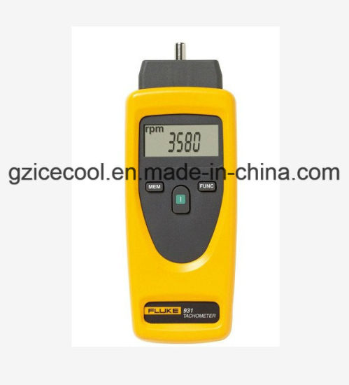 Fluke Non-Contact Digital Tachometer Model Fluke 931f