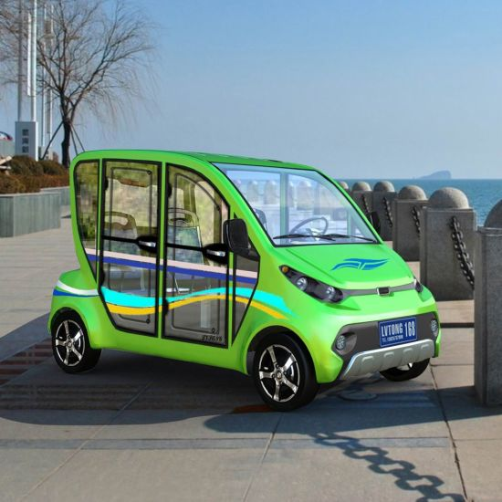 Cheap 4 Seater Household Electric Car From China