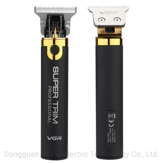 Stainless Steel Lithium Beard and Nose Trimmer for Men Hair Clippers Detail Shaver Rechargeable Men