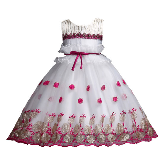 79313ca1bd8d China Children Perform Dance Girl Costumes in Sequins Kids - China ...