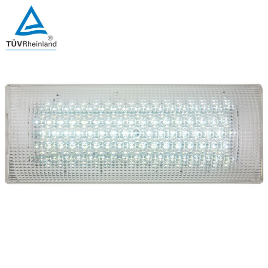 3 Row Fire Emergency Lamp LED Light