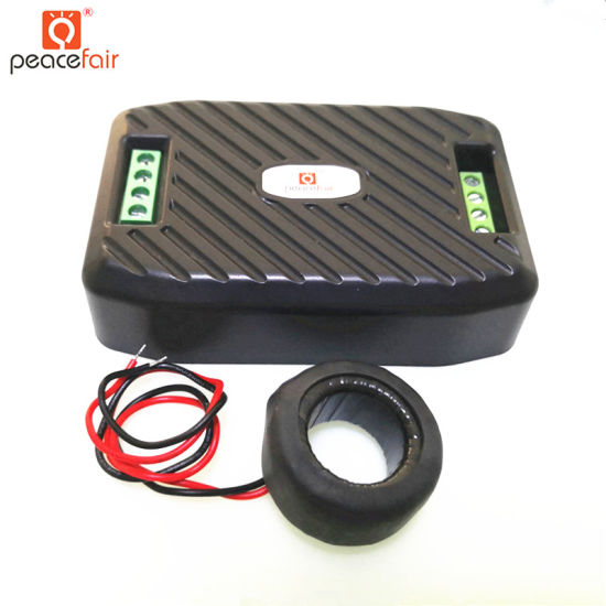 Single Phase Electric RS485 Kwh Meter Power Meter 220V 100A