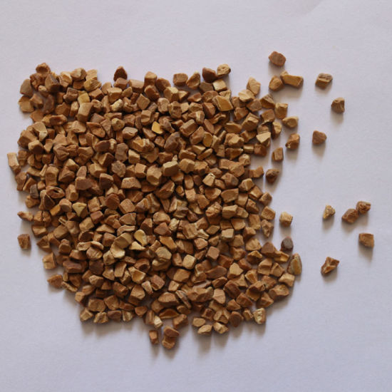 1-2mm Grit Blasting Media Crushed Walnut Shell pictures & photos