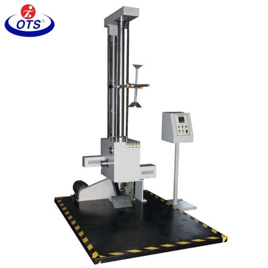 Zero Height Ackage Bag Carton Box Drop Impact Test Machine