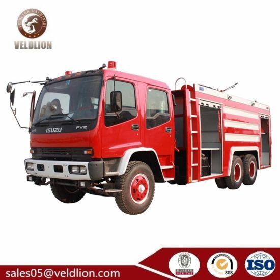 Isuzu Fire Fighting Truck 4*2 10000L 10ton Rescue Truck Japanese Fire Fighting Truck