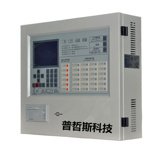 Supply for Large-Scare Residential Quarters Fire Alarm Control System pictures & photos