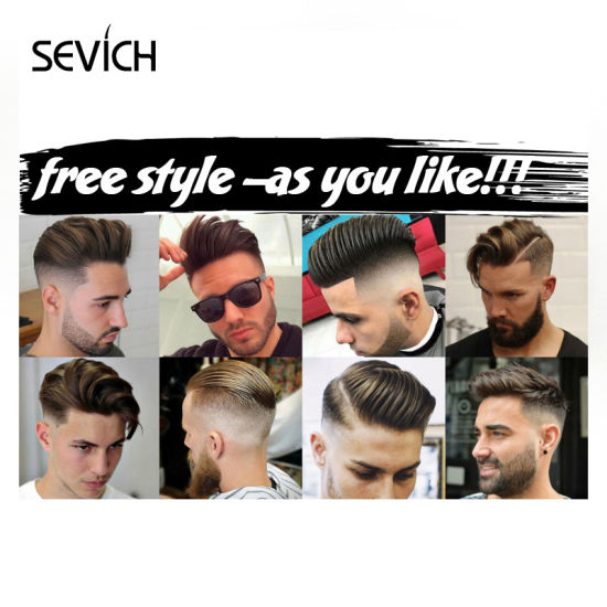 Professional Hair Styling Products Hair Cream Wax for Man