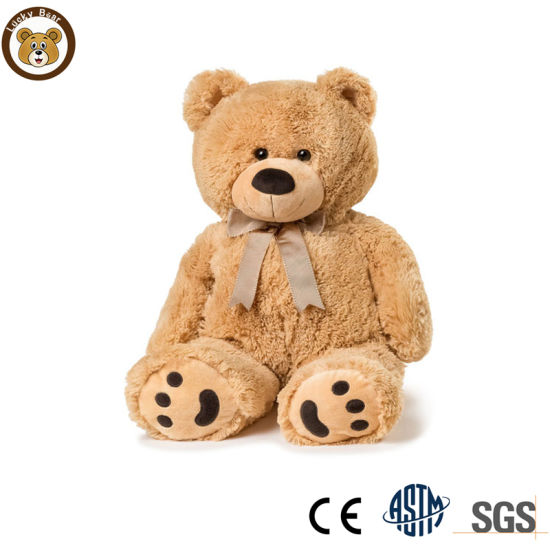 New Style Plush Stuffed Gift Teddy Bear with Bow-Knot Toy Doll pictures & photos