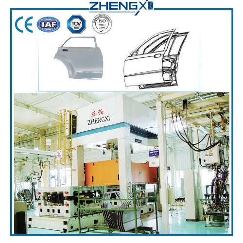 China Yz25 Series 200t Car and Auto Body Panel Making Hydraulic Press Machine pictures & photos
