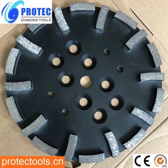 250mm Floor Diamond Grinding Wheel for Concrete/Diamond Grinding Wheel/Gridning Wheel/Grinding Disc/Grinding Tool/Cup Wheels/Grinding Wheels/Grinding Tool