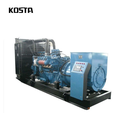 China Cheap Price of 50Hz 850kw Diesel Generator Powered by