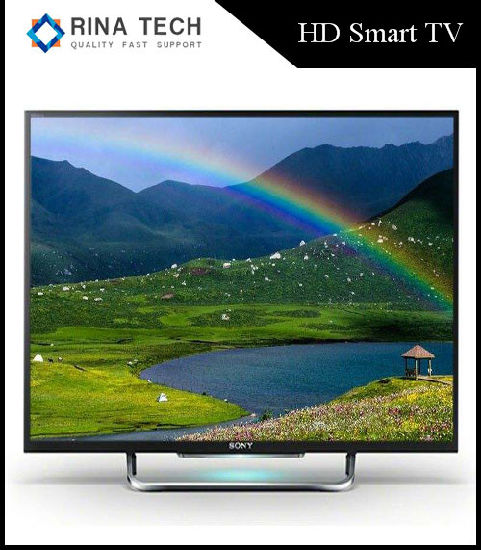 China 17′′ 19′′ Inch Small Size LCD TV with New Design Frame - China ...