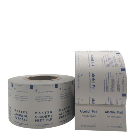 Anti Alcohol Clean Swabs for Aluminum Foil Paper