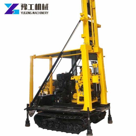 China Yg Factory Direct Supply Crawler Core Drilling Rig - China