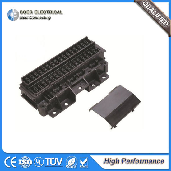 china auto cable parts fuse box fuse holder china fuse holder distribution board auto cable parts fuse box fuse holder