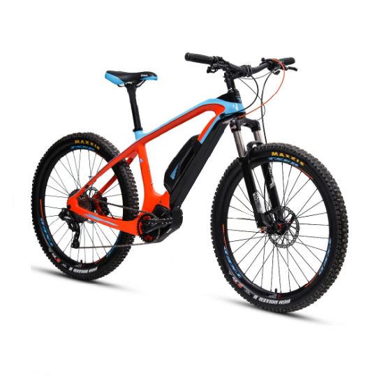 27.5 Inch High Performance Electric Bicycle with Bafang Maxdrive MID Motor