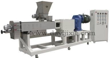Snack Extruder with Double Screw for Extrusion Food pictures & photos