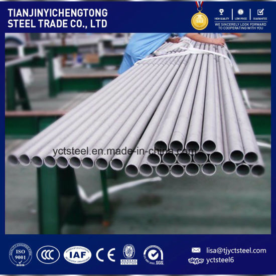 Hot Rolled Seamless Stainless Steel Pipe TP304 Tp316 Tp321 Stainless Tube Price Per Kg pictures & photos