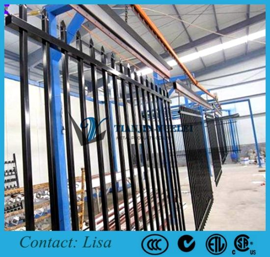 Garrison Steel Fencing/Tubular Fencing/Safety Fencing pictures & photos