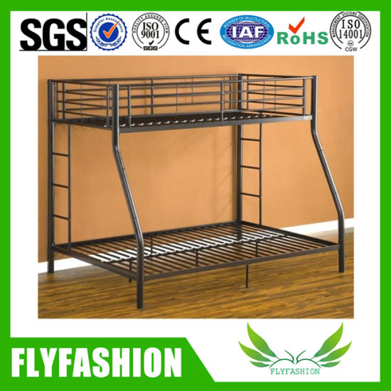 China Hot Selling Metal Frame Triple Bunk Beds Bd 59 China