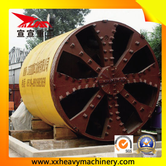 China Epb Microtunnel Boring Machine/Earth Pressure Balanced