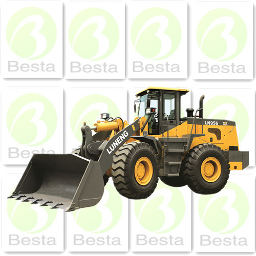 5ton Loading Capacity Large Wheel Loader Zl50 pictures & photos