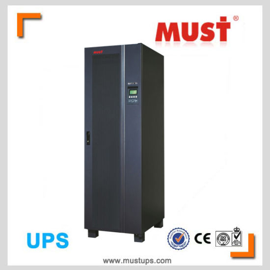Three Phase High Frequency 20kVA-40kVA Pure Sine Wave Online UPS pictures & photos