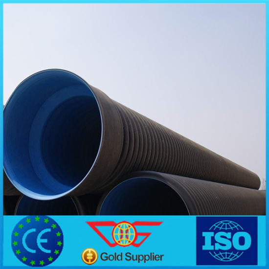 Flexible 18 Inch Corrugated Drain Pipe & China Flexible 18 Inch Corrugated Drain Pipe - China PE Pipe HDPE Pipe