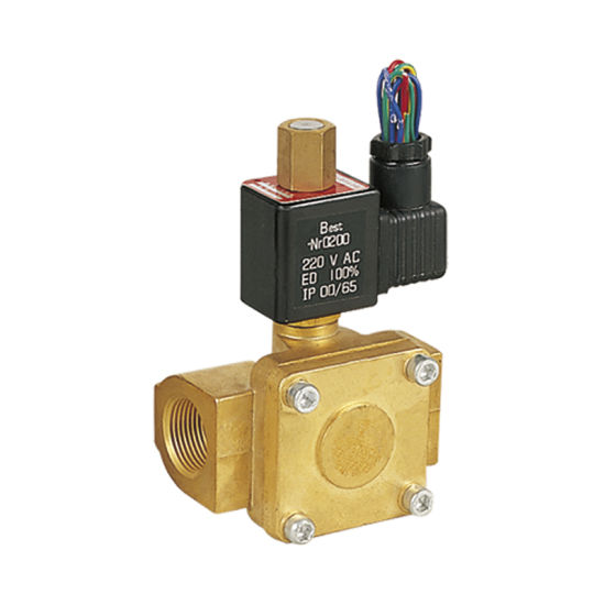 0927 Series 2 Way Solenoid Valve, DC12V, DC24V pictures & photos