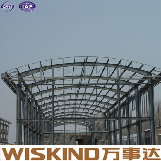 High Quality Large Portable Buildings Steel Structure Building pictures & photos