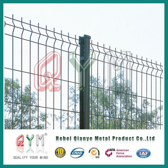 China PVC Coated Double Wire Mesh Fence/ Welded Wire Mesh Fence ...